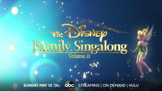 ABC's Disney Family Singalong Volume II