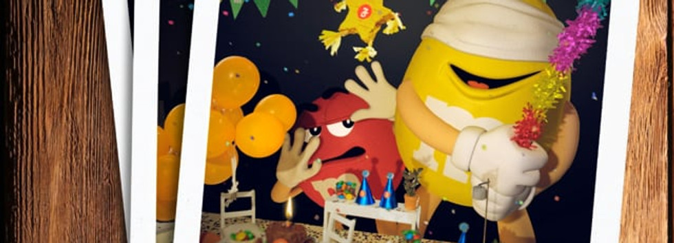M&M's 75th Anniversary Party