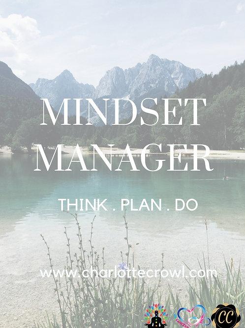 Mindset Manager Planner