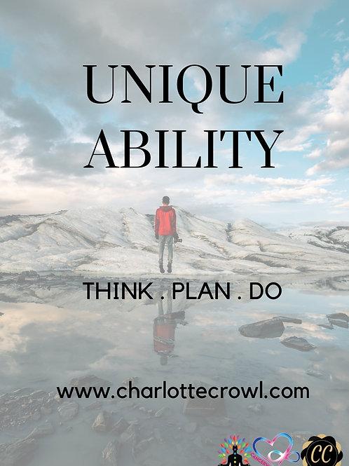 Unique Ability Planner