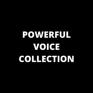 POWERFUL VOICE COLLECTION