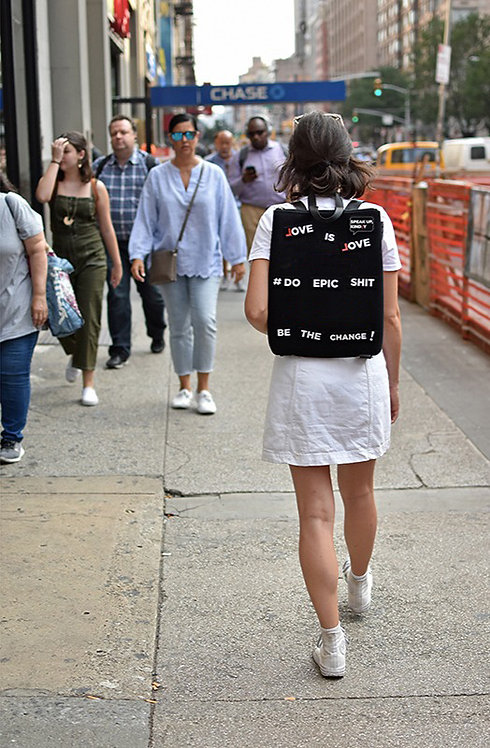 Billboard Backpack