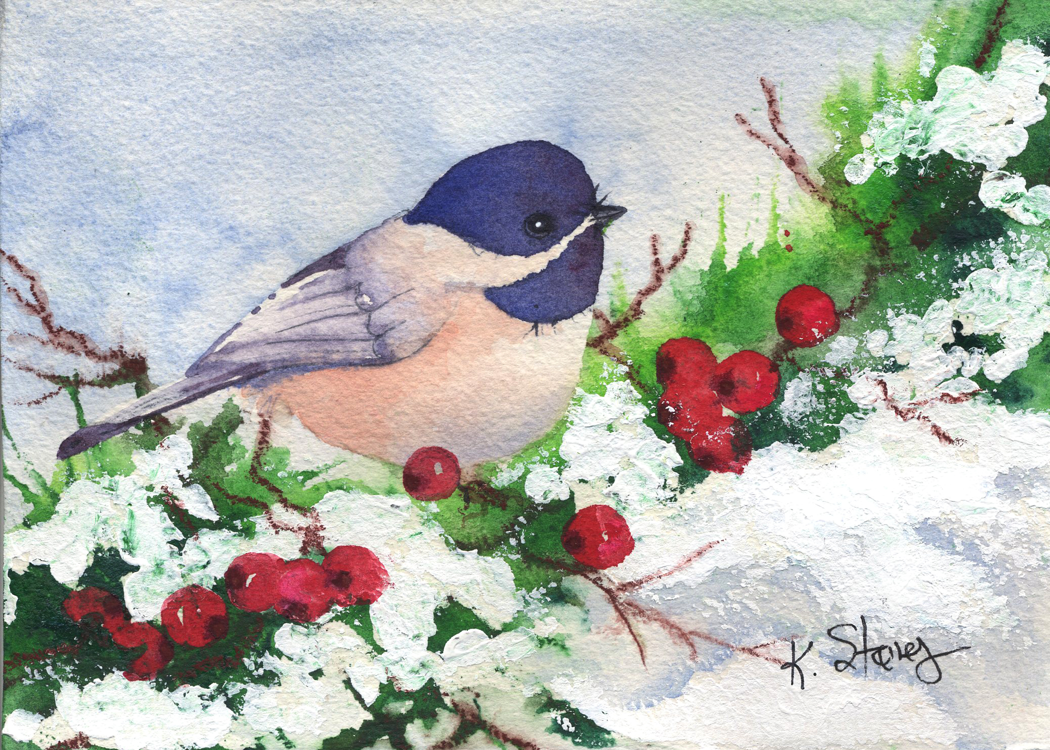 Chickadee Berry