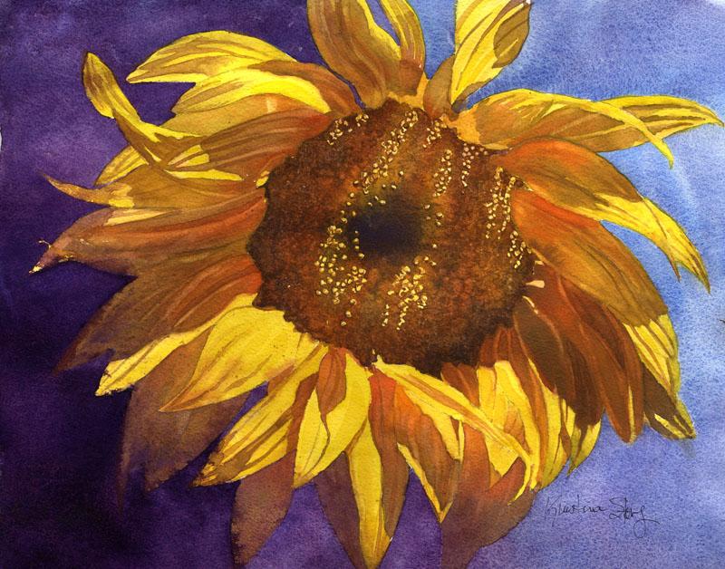 Sunflower Smile