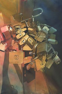 Italian Locks of Love