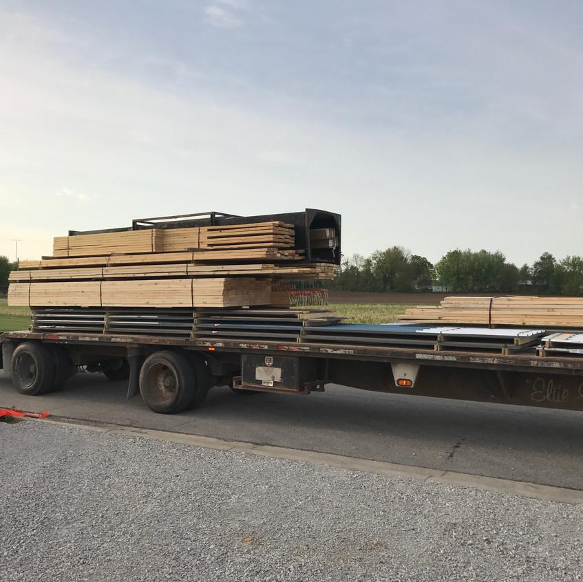 2017_04_26 Lumber package for framing