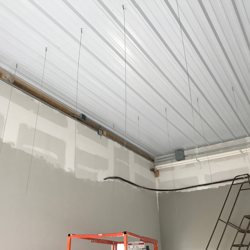2017_10_04 Ceiling hangers for drop ceiling