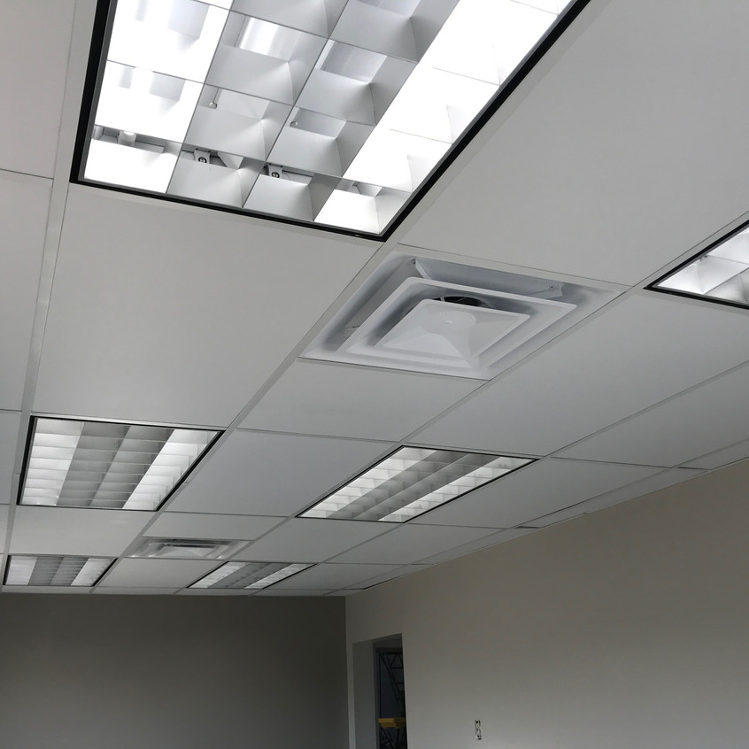 2017_10_18 Office ceilings done