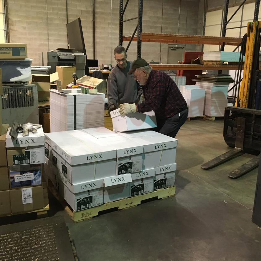 2017_12_15 David Page Scott packing paper