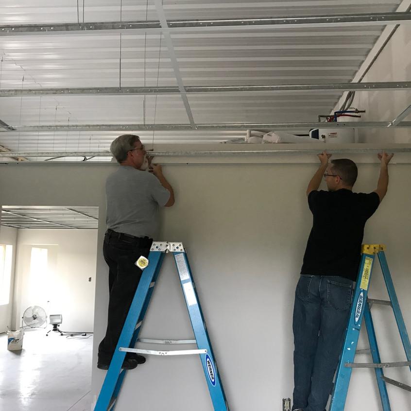 2017_10_06 RMP & Scott drop ceiling