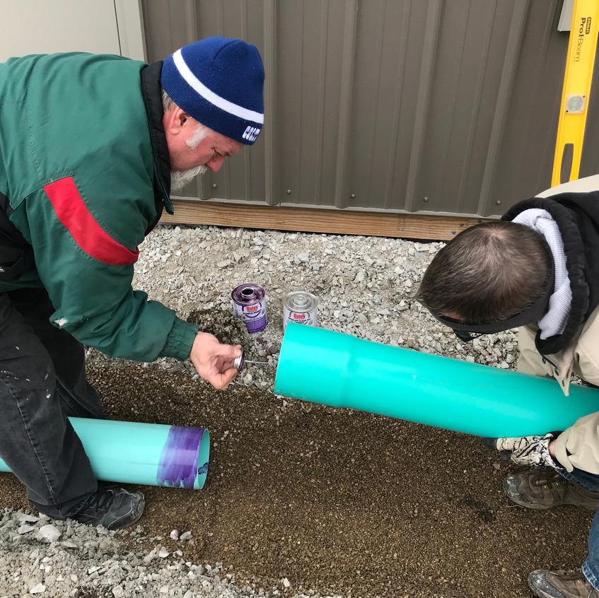 2017_11_16 RMP Scott gluing pipe