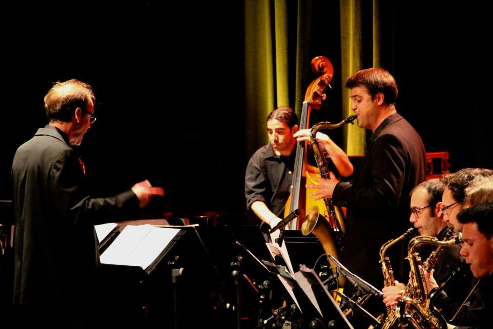 Andalucía Big Band+Chris Kase