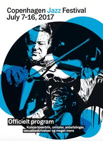 Presentación del disco VISION TALES en el Copenhaguen Jazz Festival 2017