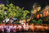Rubén Díez Trio en las Noches en los Jardines del Real Alcazar