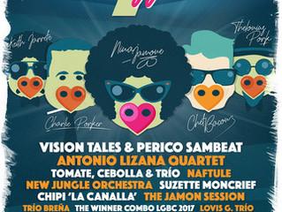 Vision Tales&Perico Sambeat en el 7 Festival HigueraJazz