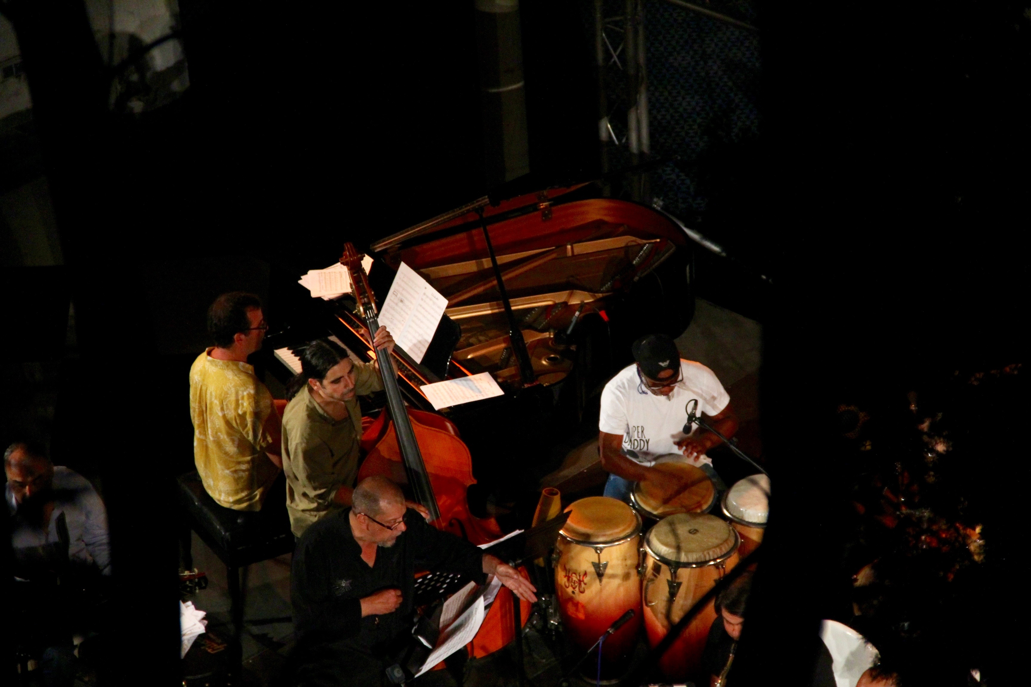 Andalucía Big Band+Bobby Martinez