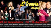 """Orquesta El Despiole en el festival de tango """"El Tranvía"""" de Enger (Alemania)"""