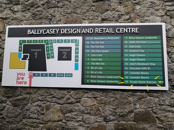 Ballycasey Craft & Design Centre Shannon