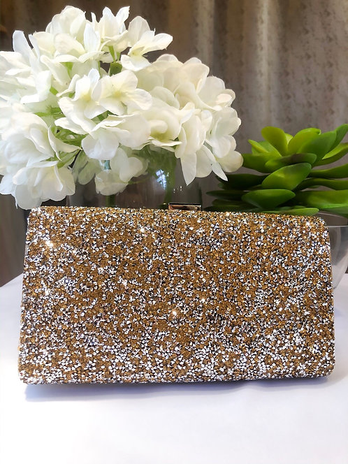 Rhinestone Clutch Bag