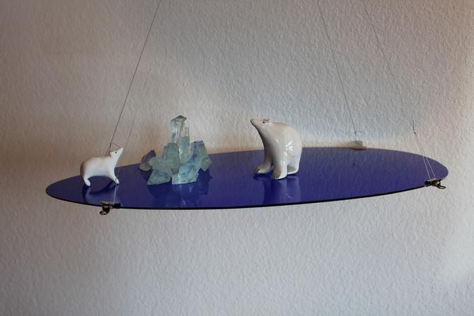 """Cache-cache à l'expo """"la face cachée de l'iceberg"""""""