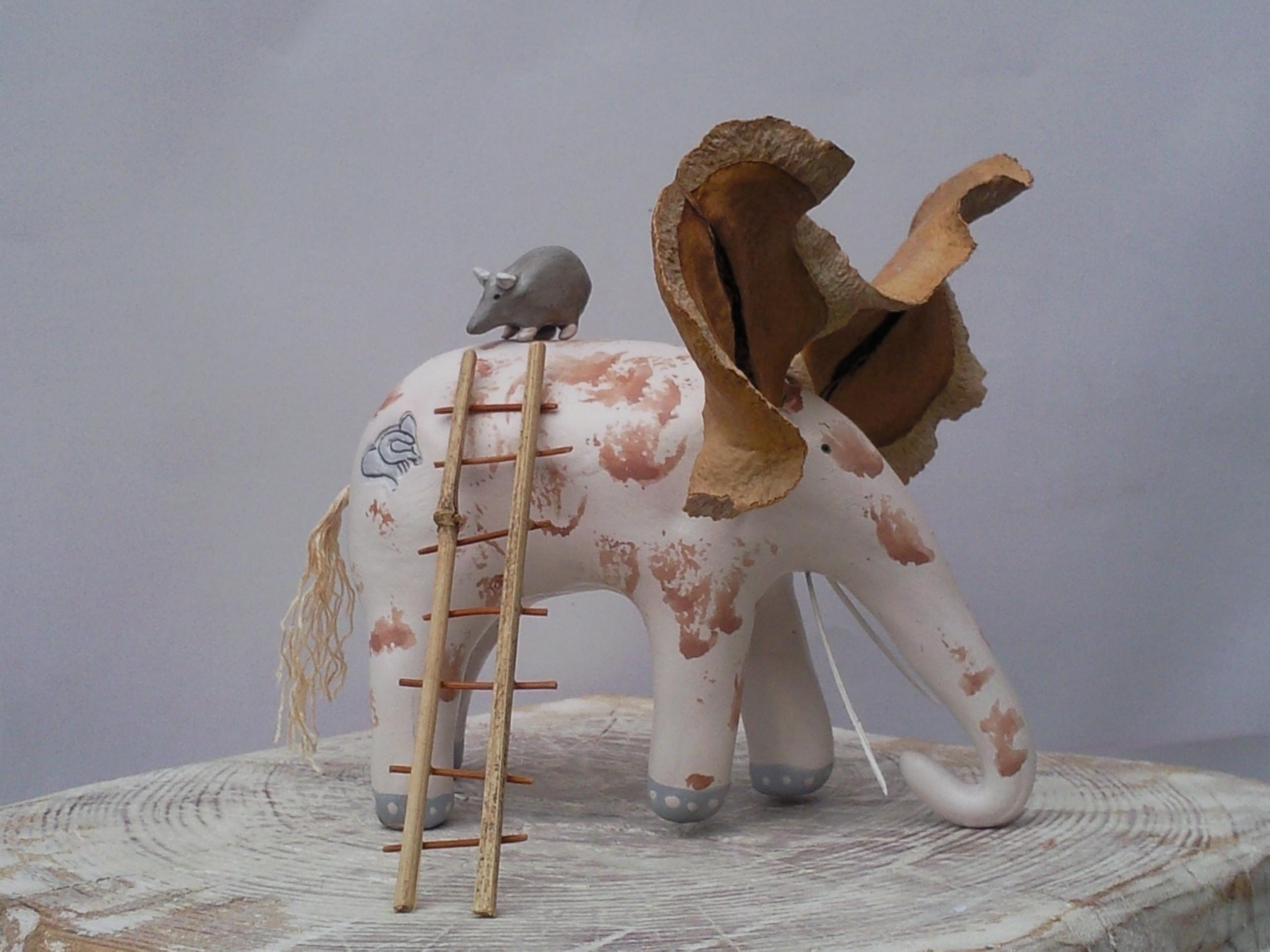 éléphant-souris