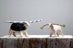 bébés antilope
