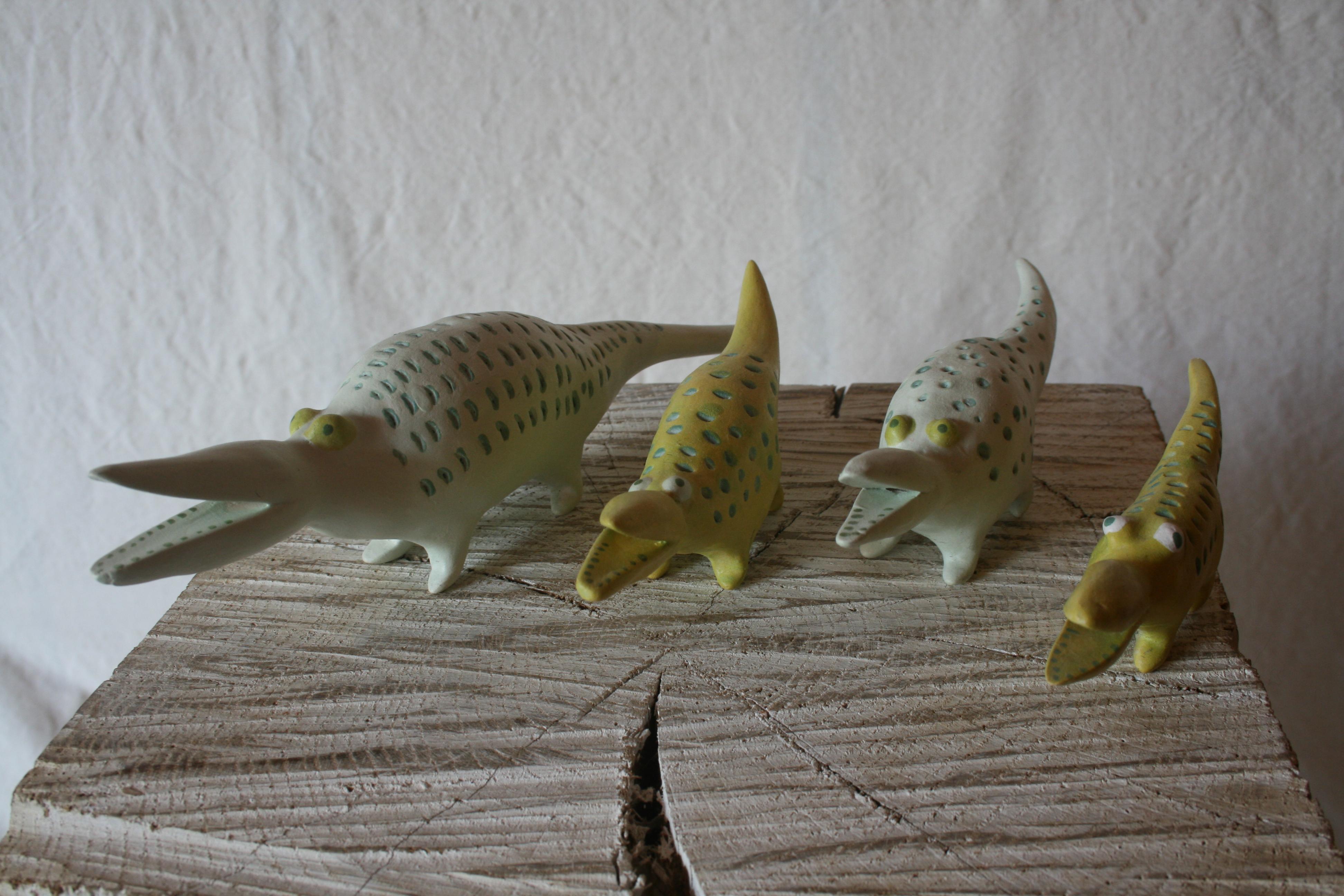 crocos à l'affut