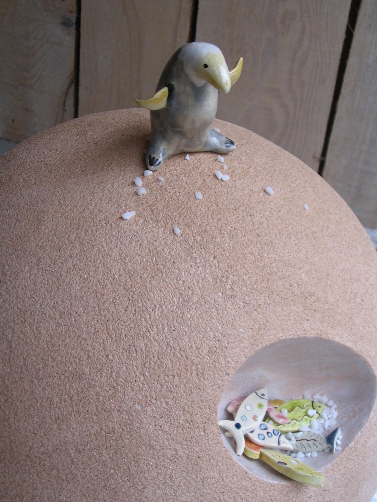 pingouin en apétit