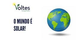 A FONTE DE ENERGIA PREDILETA DO MUNDO