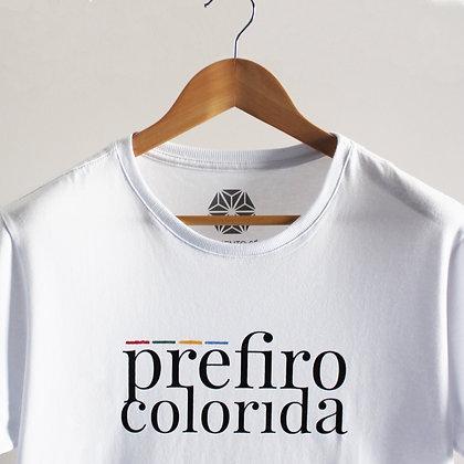 Camisa Prefiro Colorida