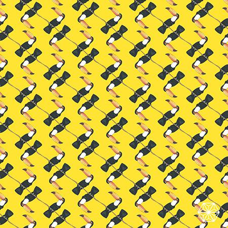 lusentose-estampa-tucano-amarelo-textil.