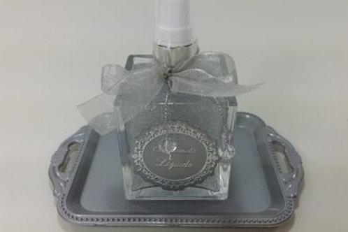 ref 290 cubo sabonete liquido 100ml bebê prata