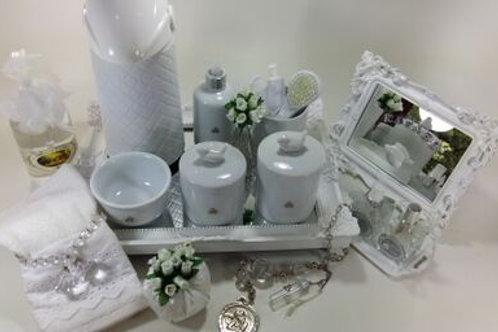 vitrine kit higiene passarinho br - band branca