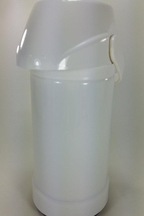 ref 212 garrafa térmica branca 500 ml