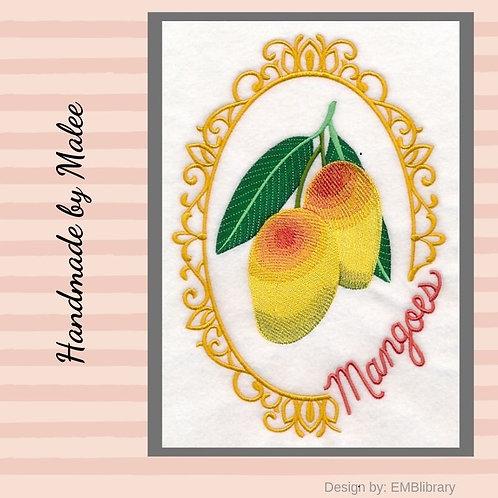 Fruit Cameo  - Mango
