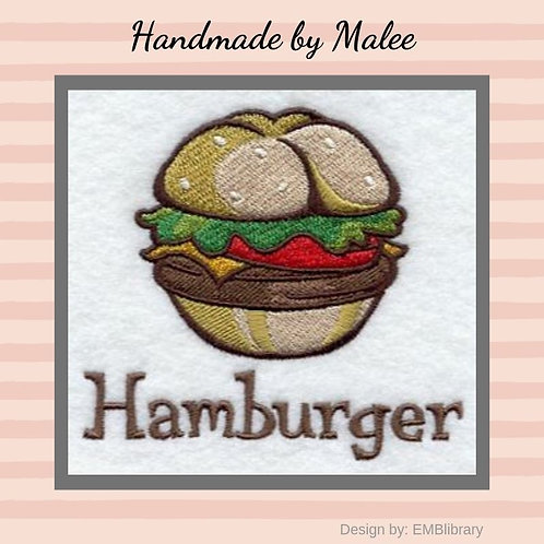 BBQ Dish - Hamburger