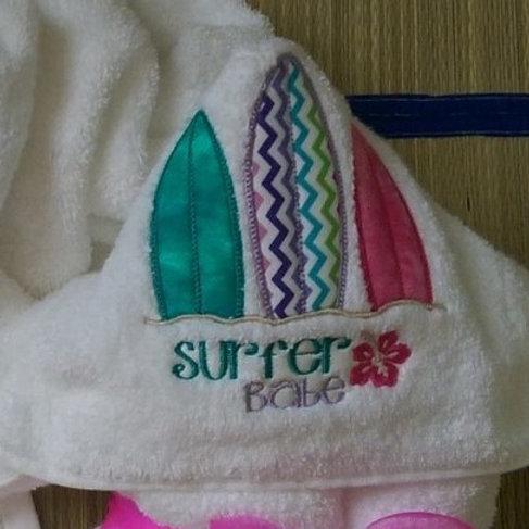 Surfer Babe