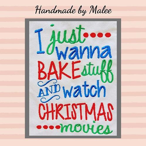 I Just Wanna Bake
