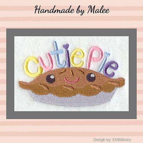 Cutie Pie Small