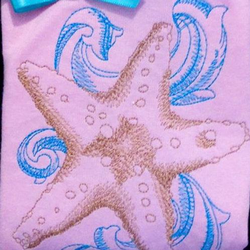 Baroque Starfish