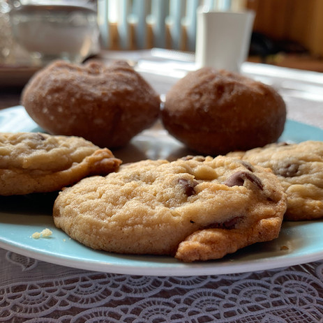 Take a break with a homemade treat...