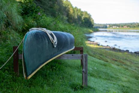 Take an afternoon canoe...