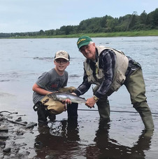 Never too young to cast...