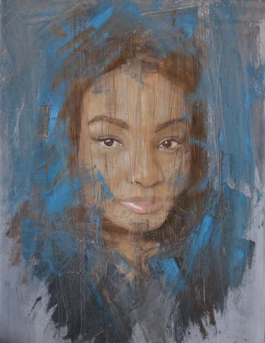 Portrait of Naya