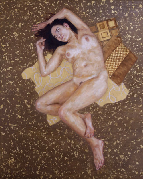 Nude in Gold
