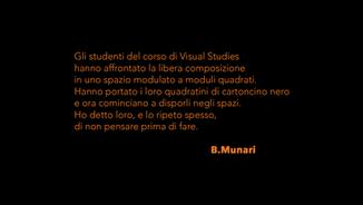 Bruno Munari inspiration