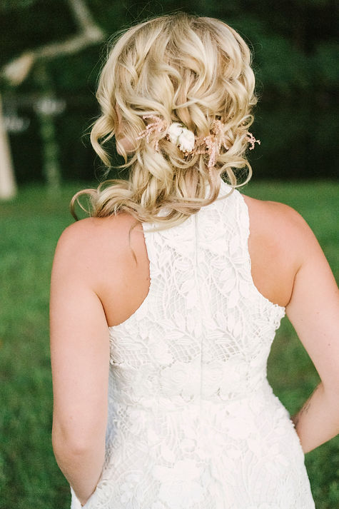 Hudson Valley Wedding Hairstylist