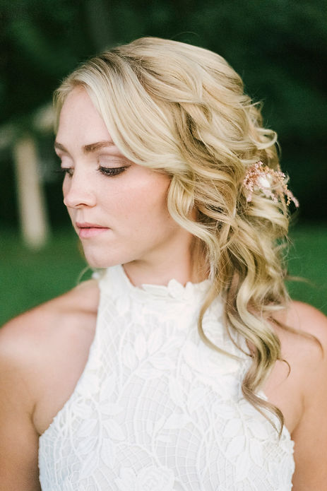 Brittney Weiss Bridal Hair