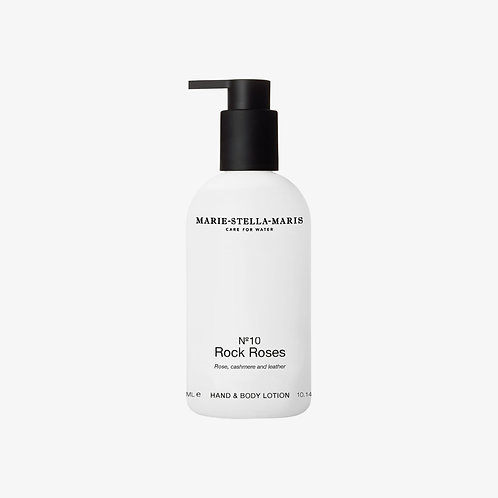 Rock Roses Hand & Body Lotion