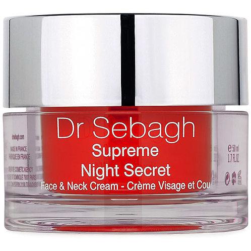 Dr Sebagh Supreme Night Secret